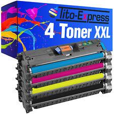 4 toner XXL ProSerie para HP Color LaserJet q3960a-q3963a 2820 aio 2840 2840 aio