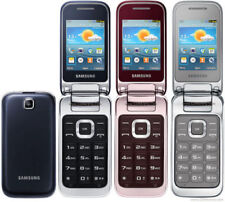 Samsung GT-C3590 Flip Easy to Use Unlocked  Various Colors Mobile Phone