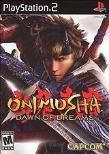 Onimusha: Dawn of Dreams (Sony PlayStation 2, 2006)