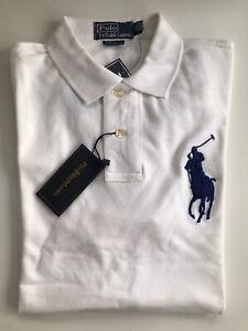 Ralph Lauren Custom Fit Big Pony Polo Taille M