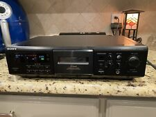 Sony TC-KE500S Stereo Cassette Deck 3 Head - Great Condition