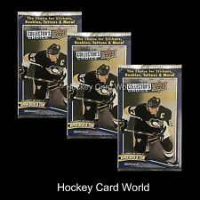 (HCW) 2009-10 Upper Deck Collectors Choice Hockey Hobby Pack x3 Lot - Tavares RC