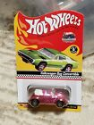 Hot Wheels 2006 20th Convention Series Volkswagen Bug Convertible Pink 6392/10k
