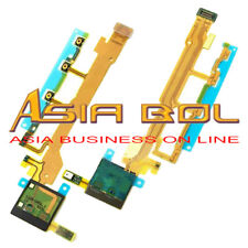 Power Button Connector Volume Mic Flex Cable For Sony Z L36h L36i C6603 C6602