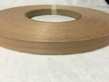 "Alder Pre Glued 3/4""x50' Wood Veneer Edge Banding"
