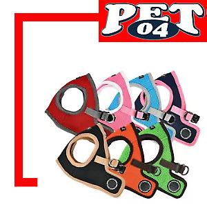 Puppia SOFT VEST HARNESS B II (5 Colours) (PATD-HB1770)