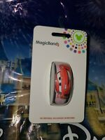 Disney Parks CARS LIGHTNING MCQUEEN MILLENNIAL PINK Magic Band Magicband