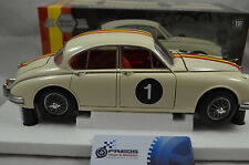 1:18 #1 Bob Jane 3.8 Jaguar Mark 2 1962 ATCC winner Opening diecast