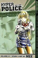 Hyper Police Vol. 7 by Tmee Minoru and Minoru Tachikawa (2006, Paperback, Revise