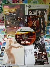 Xbox 360:Silent Hill - HomeComing [TOP KONAMI & 1A EDIZIONE] COMPLETO - Fr