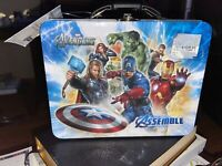Marvel Avengers Tin Lunch Box by Tin Box Co - NEW WITH TAGS