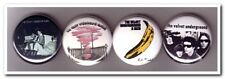 THE VELVET UNDERGROUND Buttons Pins Badges / warhol /nico / lou reed / cale