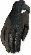 Z1R Bolt Leather Gloves Women's Motorcycle Cold Weather Riding
