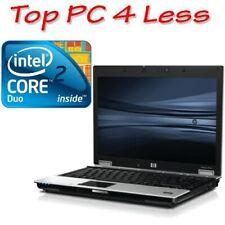 """HP EliteBook 6930p Laptop Intel Core 2 Duo 4G 160G DVDRW WIFI 14.1""""  Win XP Pro"""