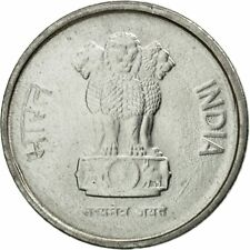 [#584160] money, India-republic 10 paise, 1996, sup, stainless steel, km:40.1