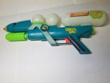 Vintage Super Soaker Squirt Gun Glow In The Dark Larami 1995 9710-0 Green