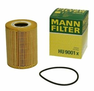 Engine Oil Filter Mann HU 9001 X For Porsche 911 Cayenne Macan Panamera V6 V8