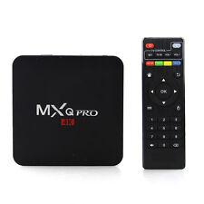 MXQ Pro Amlogic S905 Android 5.1 4K Quad-Core WiFi Smart TV Box 8GB Media Player