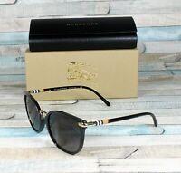 Burberry BE4262-30018G BLACK gray gradient 53 mm Women's Sunglasses