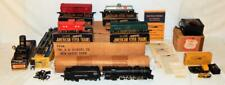 1951 American Flyer 5106T CLEAN boxed Hudson Freight Set 325AC Steam COMPLETE S