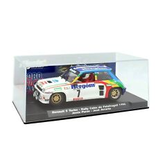 Fly Slot 037303 Renault 5 Turbo Rally Cales de Palafruguell 1986 No. 7 1:32