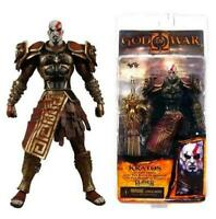 """God of War Ares Armored Kratos 7"""" Figure Video Game  19"""