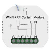 WiFi Mini Smart Curtain Switch Module Roller Blinds Shutter Motor Smart Lif U8Z7