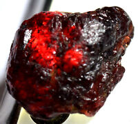 39.70 Ct Natural Mozambique Rhodolite Red Garnet AGSL Certified Untreated Rough