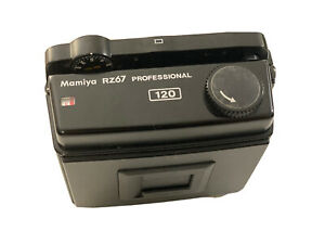 Mamiya RZ67 Pro 120 Film Back