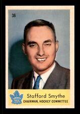 STAFFORD SMYTHE 59-60 PARKHURST 1959-60 NO 36 EX  12250