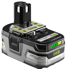 New RYOBI P191 18-Volt 18V Lithium ONE+ 3.0Ah Battery, Upgrade from P102, P107
