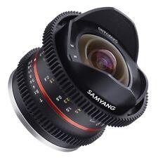 Samyang 8mm T3.1 UMC Mk.2 VDSLR Cine Lens Sony E Mount  - Refurbished