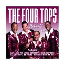 The Four Tops - The Best of Live - The Four Tops CD ZMVG The Cheap Fast Free The