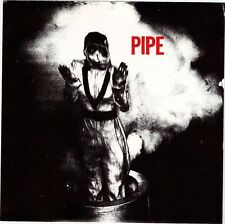 PIPE  (Ashtray //bw// Warsaw)  Merge 037 + record COVER/SLEEVE