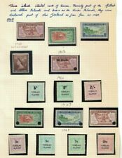 tokelau stamps 1948 -1967 - new zealand administration Mint Nh fresh