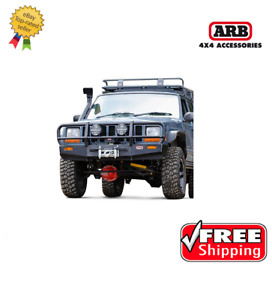 ARB 4x4 Accessories Front Deluxe Bull Bar For Jeep Cherokee XJ 1997-2001-3450080
