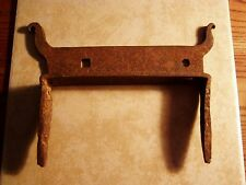 Old Antique Hand Forged Iron Boot Scraper Folky farm made
