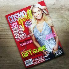 Jessica Simpson USA Magazine Cosmo Girl! December 2004/January 2005 Open Book