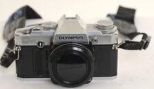 OLYMPUS OM30 Classic SLR Camera Body. (0623)