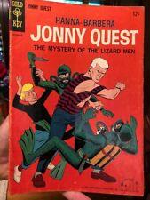 JONNY QUEST Gold Key 1964 Hanna-Barbera #1