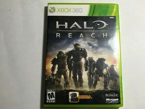 Halo Reach (Xbox 360, 2010)(Complete) (Working)