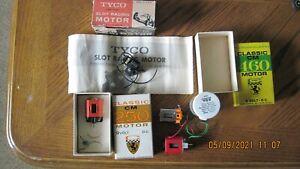 miscellaneous motors and box/tube