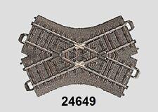 Märklin H0 24649 C-Gleis Kreuzung 103,3 mm / 48,6° NEU + OVP