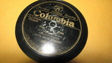 GID TANNER RILEY PUCKETT COLUMBIA 78 RPM RECORD 15074 PASS AROUND THE BOTTLE