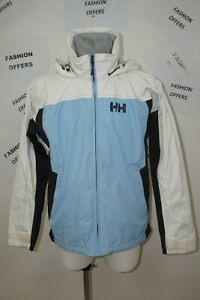 Helly Hansen Mens OFFSHORE 2L Helly Tech Hooded Sailing Yachting Jacket XL