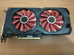 XFX AMD Radeon RX 570 8GB GPU VRAM Graphics Card PC Gaming