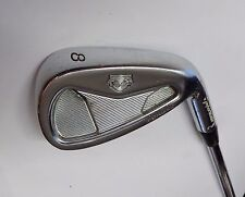 TaylorMade RAC TP Forged 8 Iron Dynamic Gold R300 Steel Shaft Golf Pride Grip