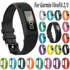 For Garmin VivoFit 2/1 Activity Tracker Silicone Wristband Strap Bracelet Holder