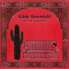 RABIH ABOU-KHALIL - Abou-Khalil Rabih: Cactus of - CD ** Very Good Condition **