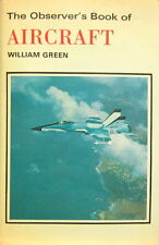 1978 THE OBSERVER'S BOOK OF AIRCRAFT DE W.GREEN AVIATION HARRIER MIRAGE F4 MIG